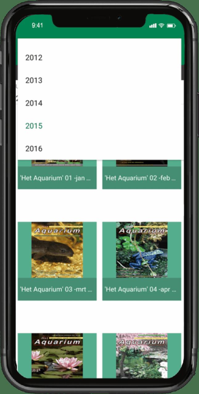 iphone-magazine app
