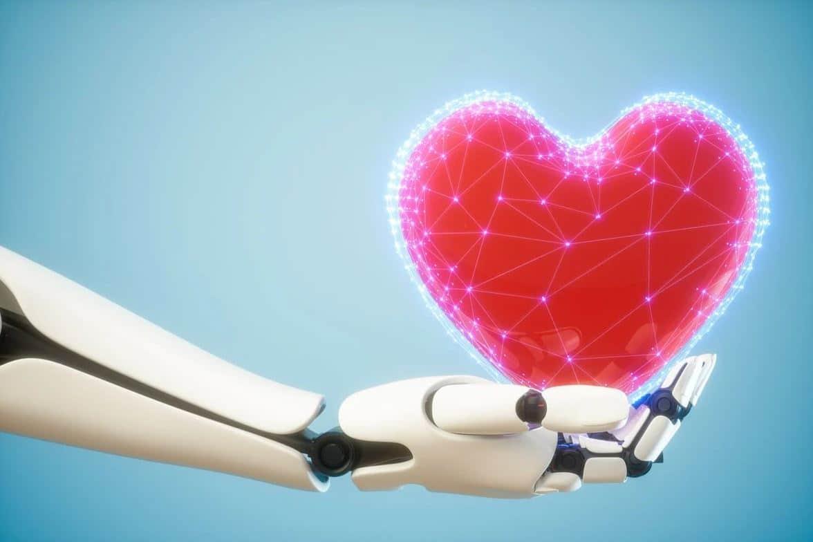 robot liefde