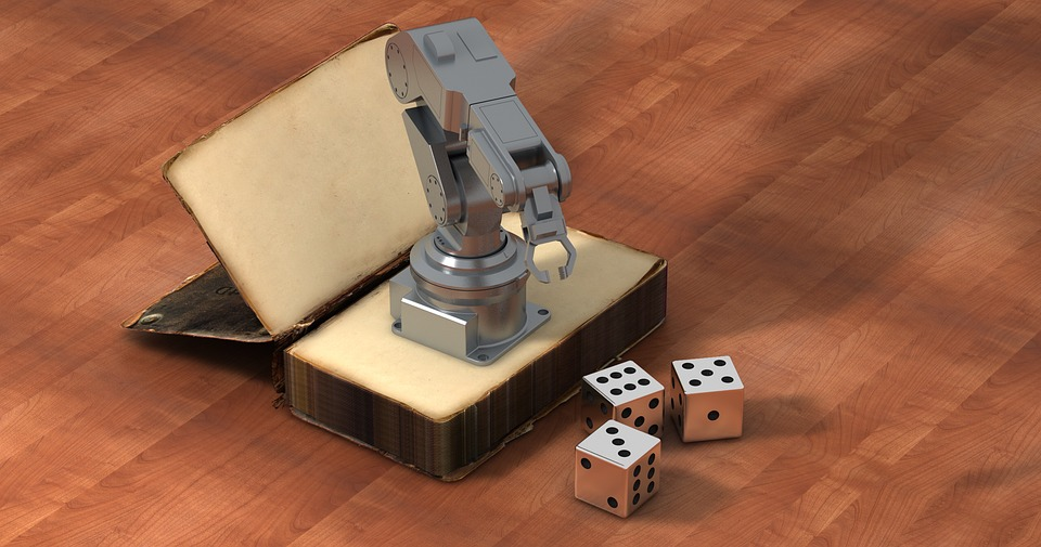 mini robot arm