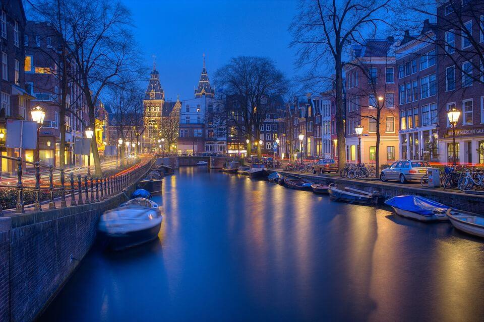 robotics in amsterdam