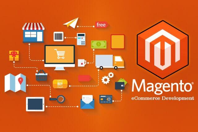 Magento2 ontwikkeling