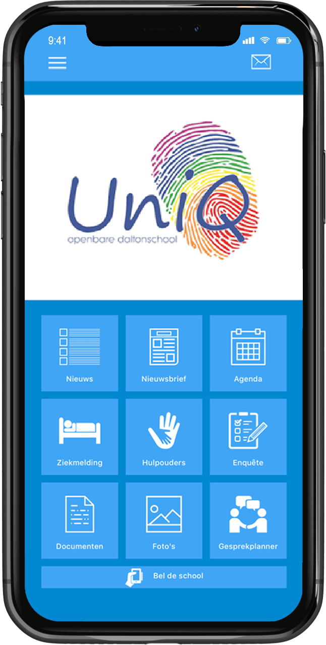 UNIQ community app
