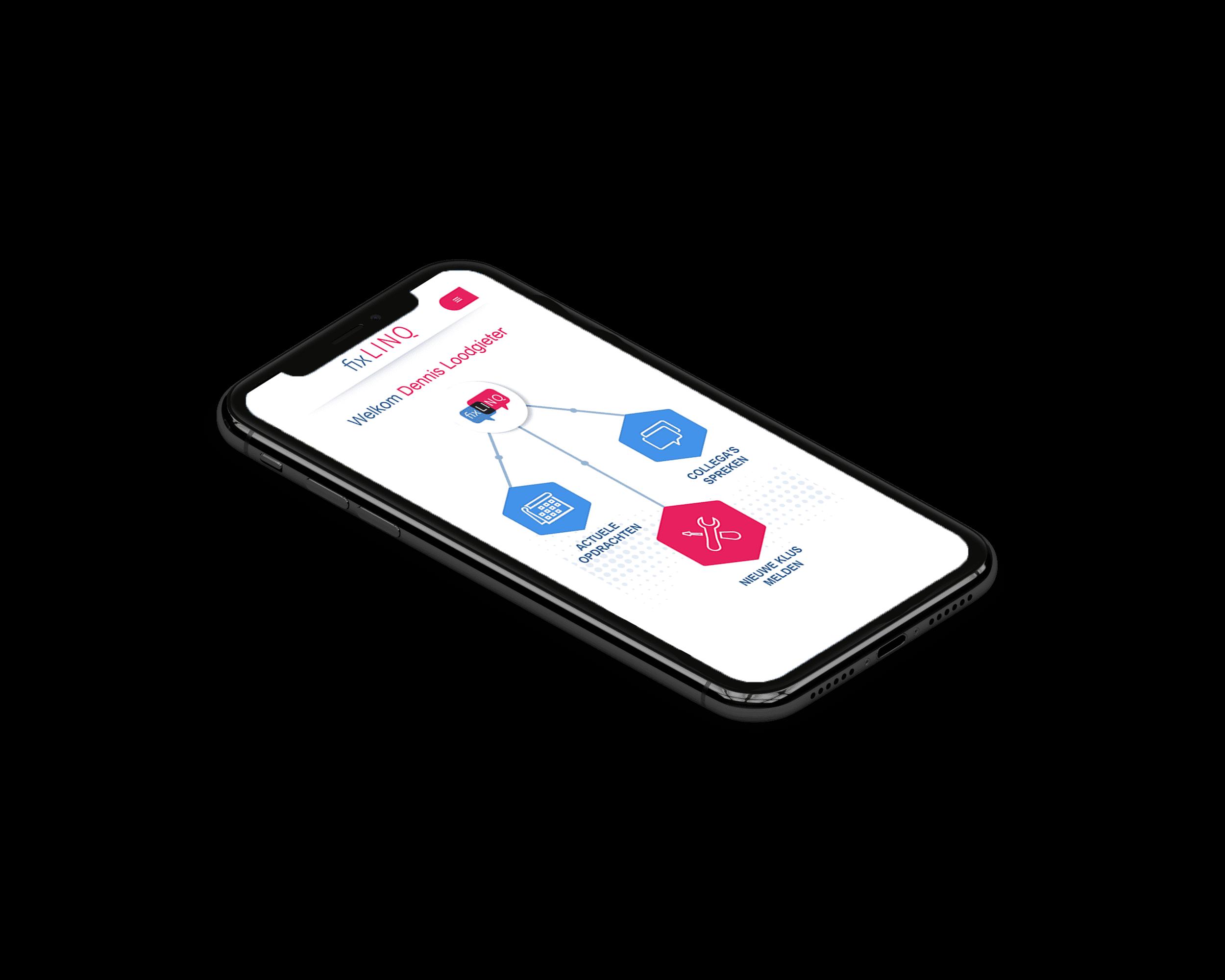 fixlinq crm app