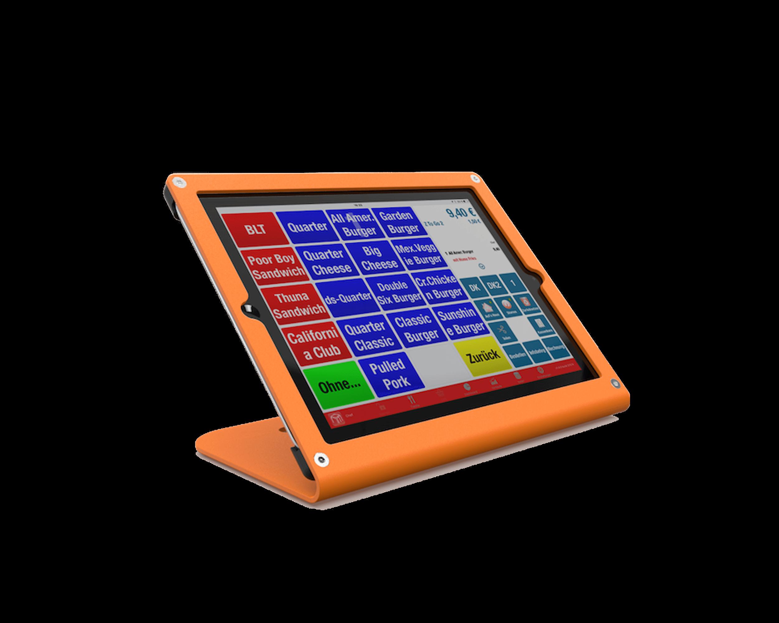 goedkoop kassa systeem voor de tablet of ipad