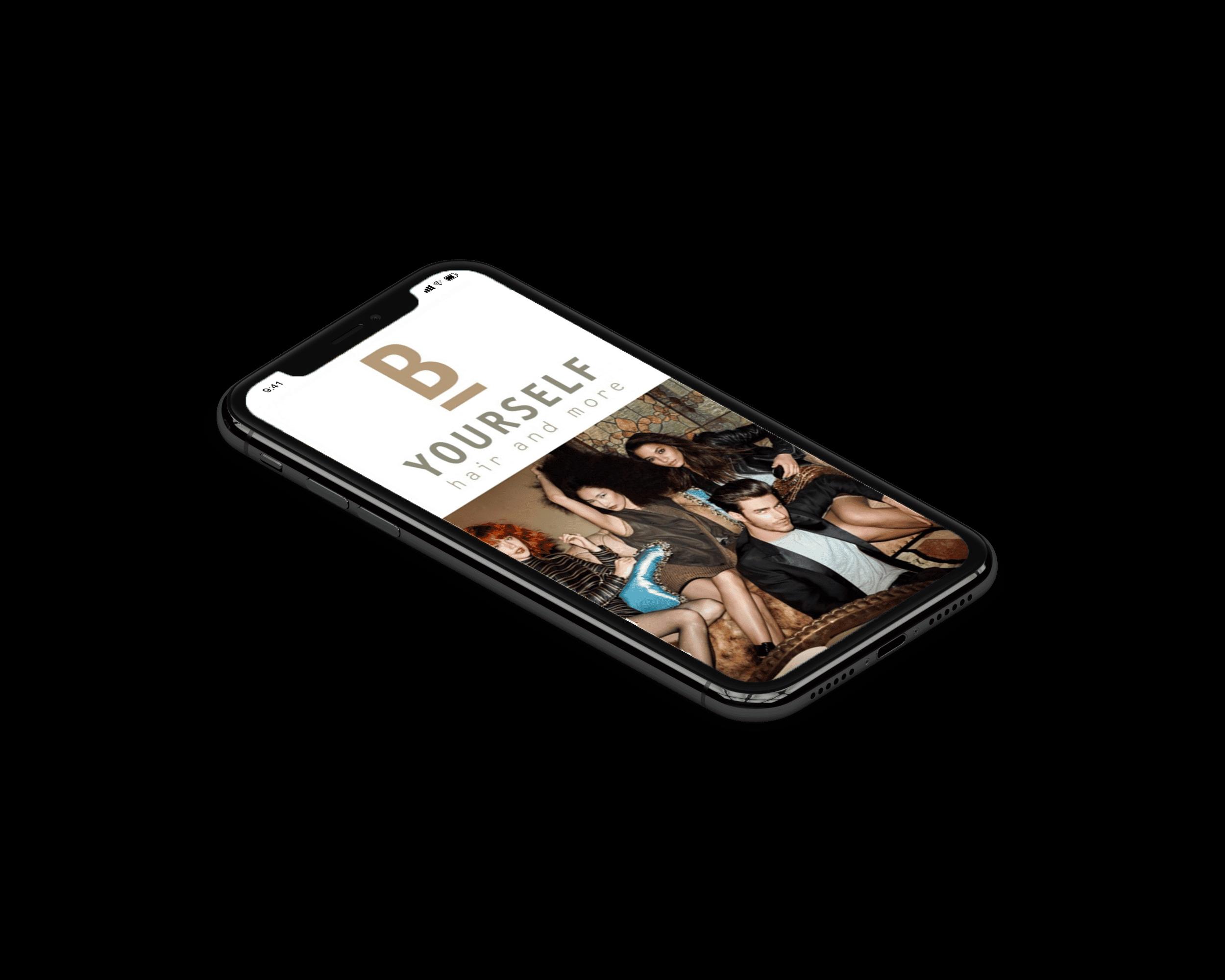 kapper app voor ios en android laten maken