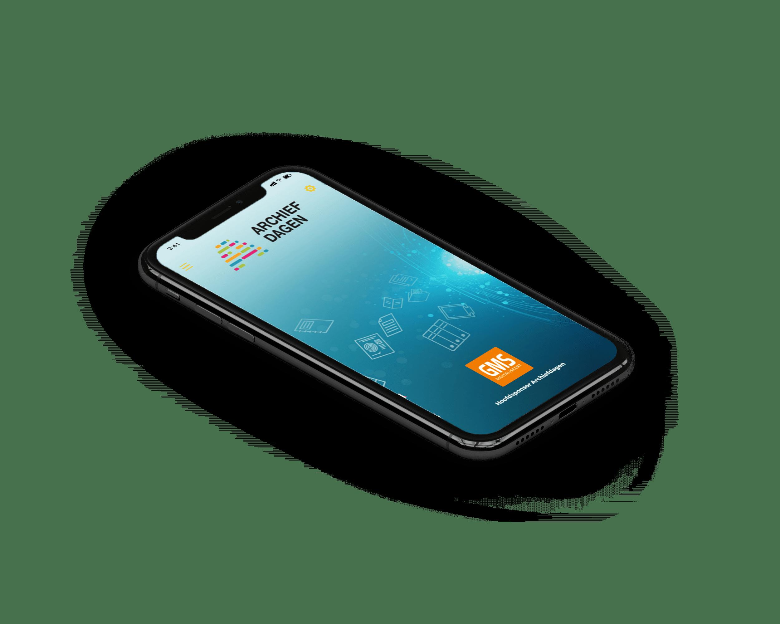 handige evenementen app voor mobiel ios en android