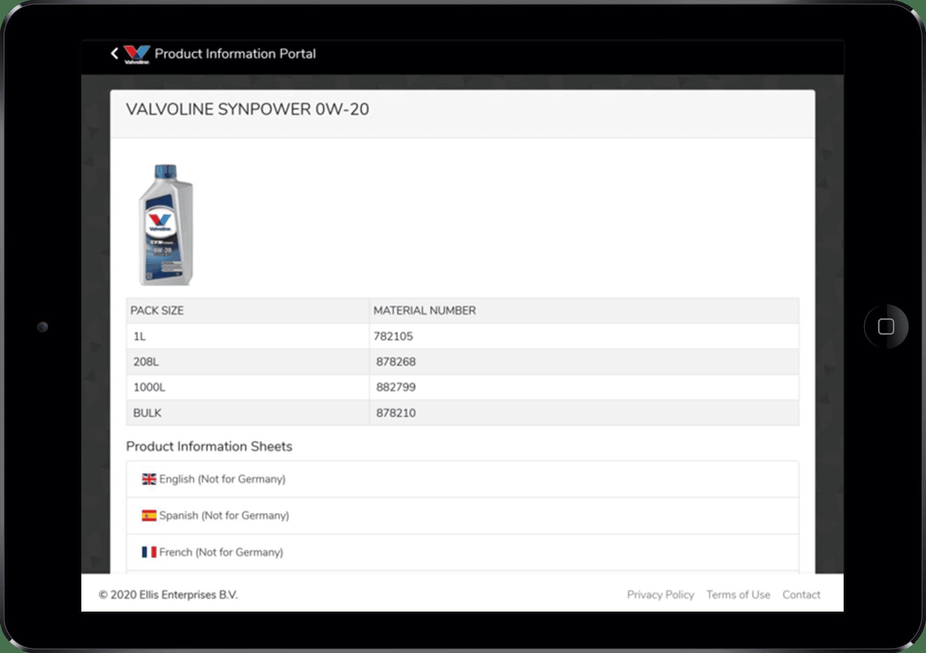 advieskeuze app voor tablet en ipad laten maken