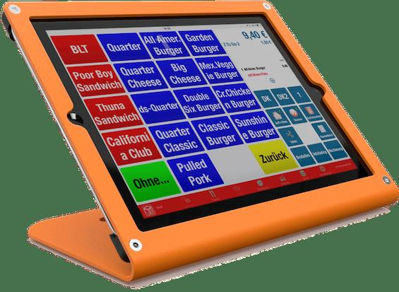 waiterone kassa app voor tablets