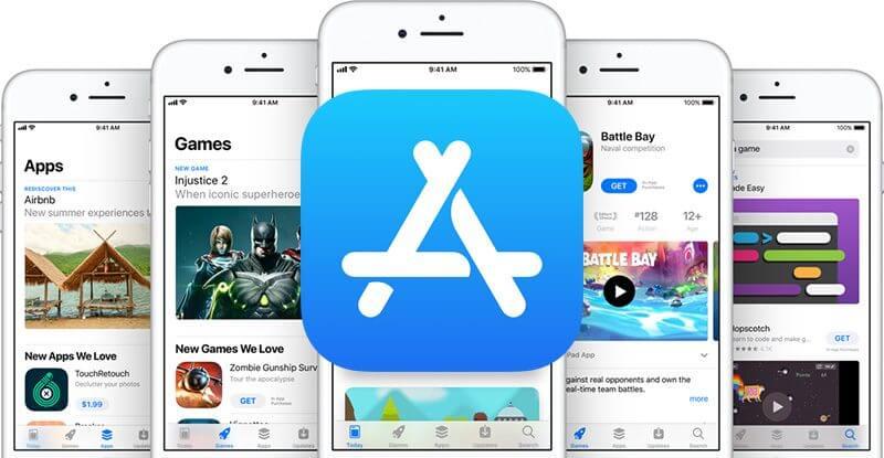 app registeren bij apple