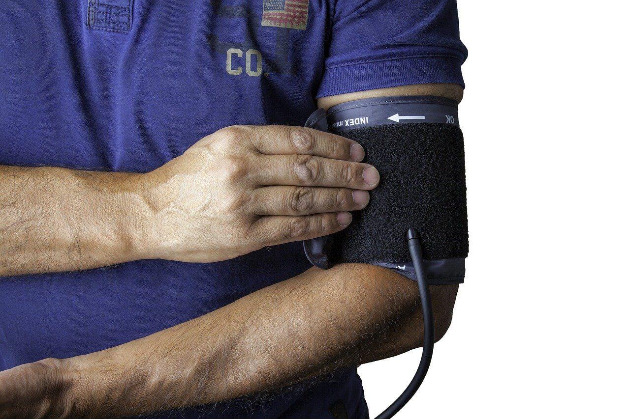 bloeddruk analyse met de app