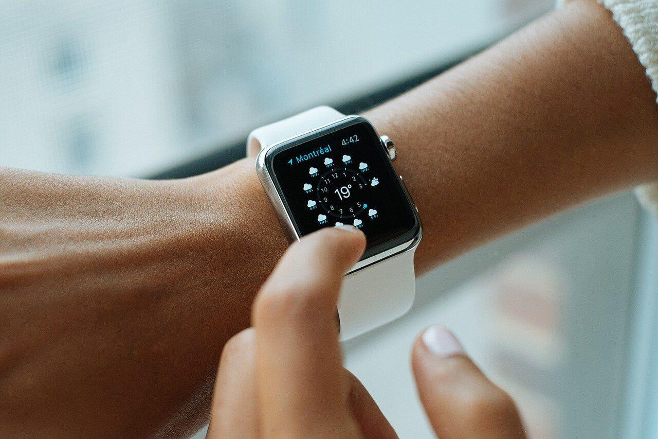 smart watch app design