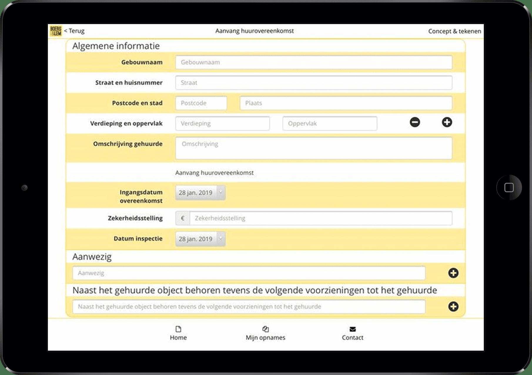 oplever app voor boers en lem