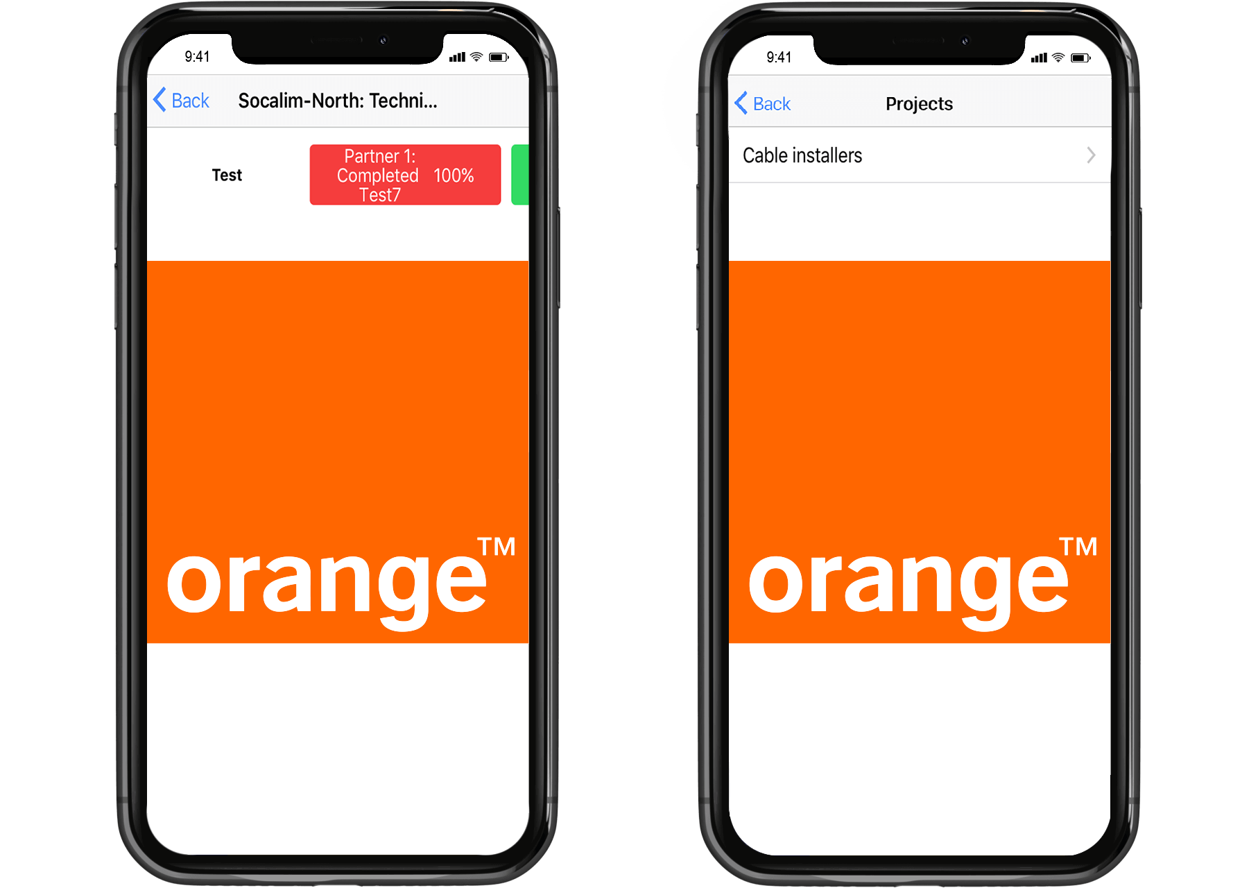 orange erp applicatie door appelit