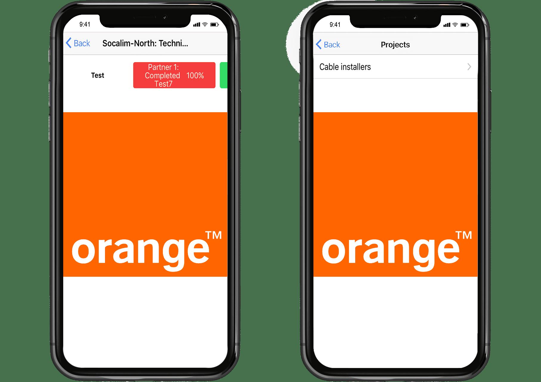 orange erp applicatie door appelit