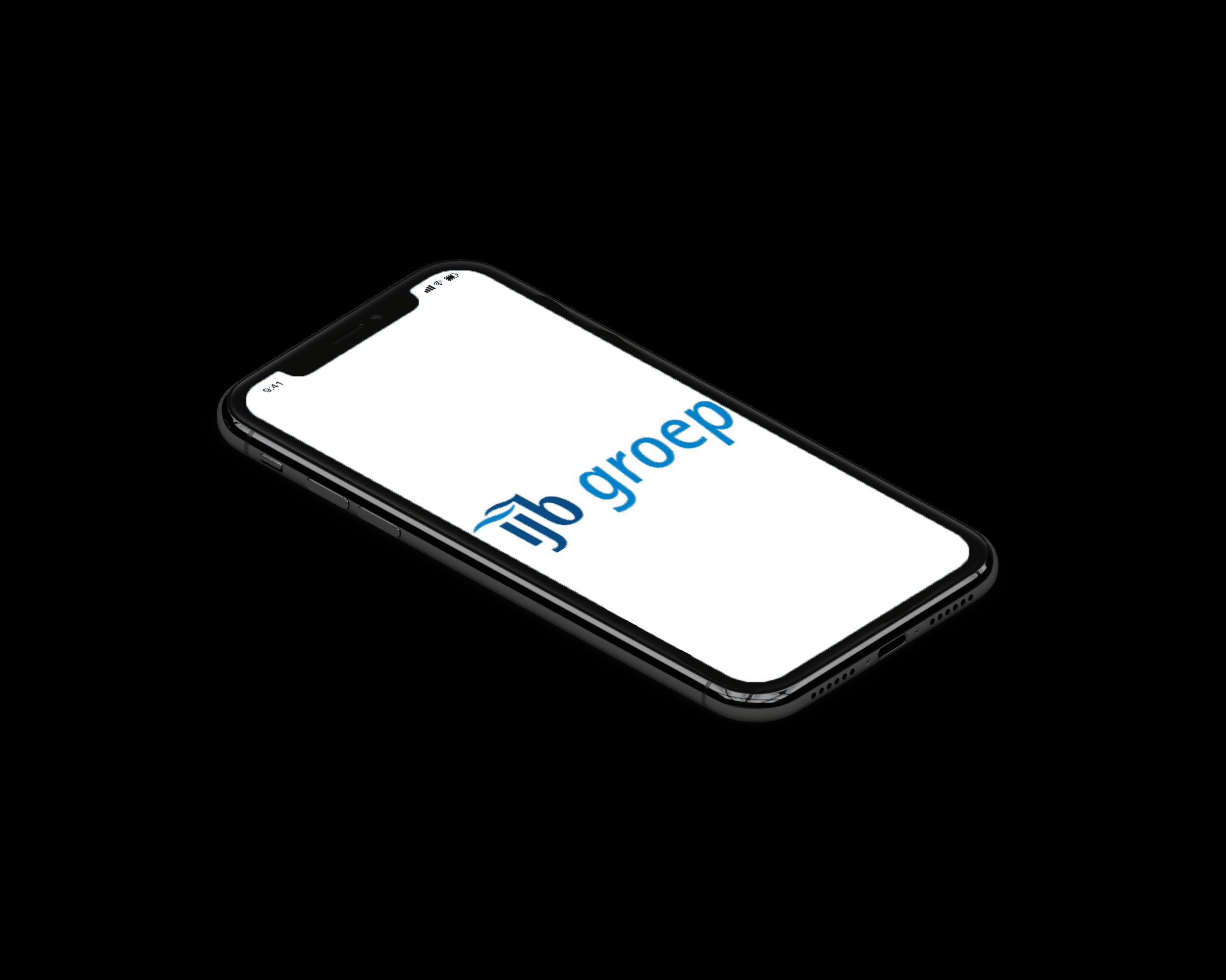 ERP app IJB groep