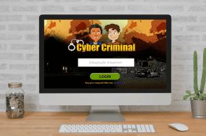 cybercriminal game voor OM