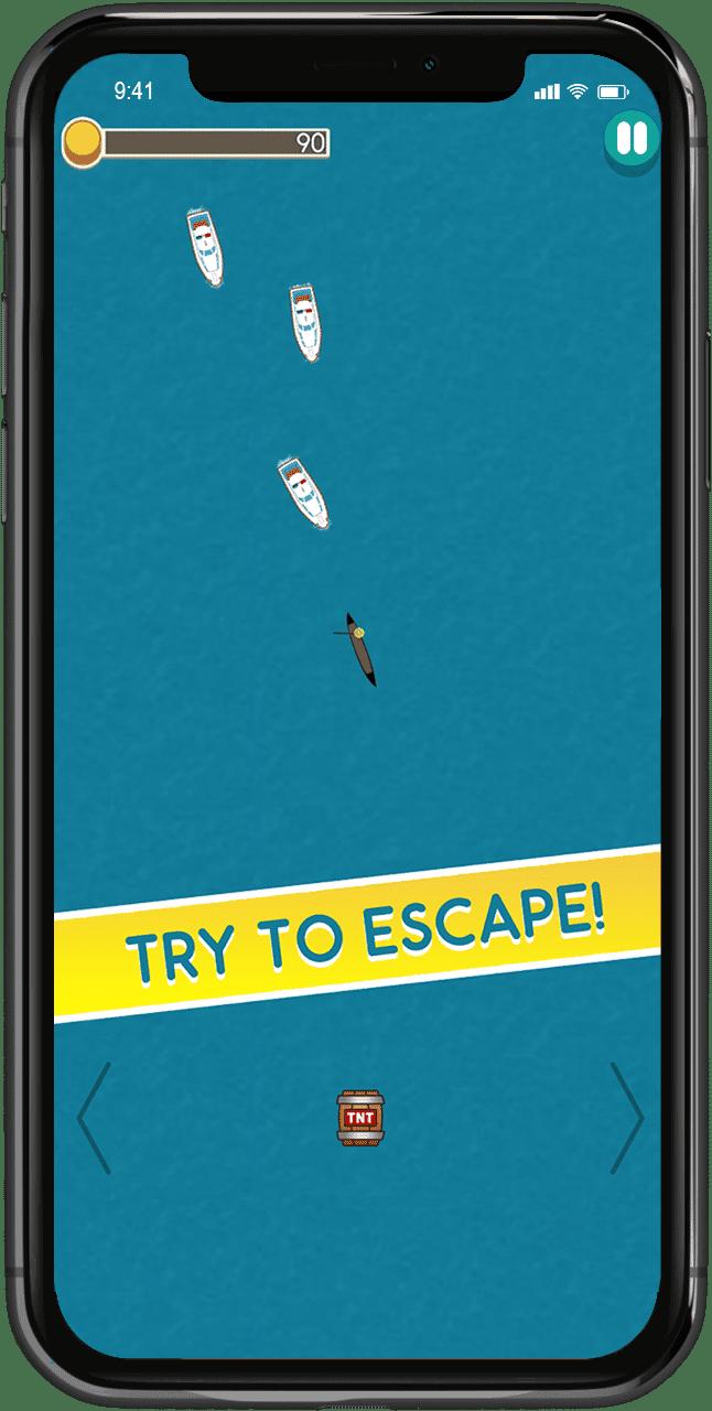 gondola-chase-game