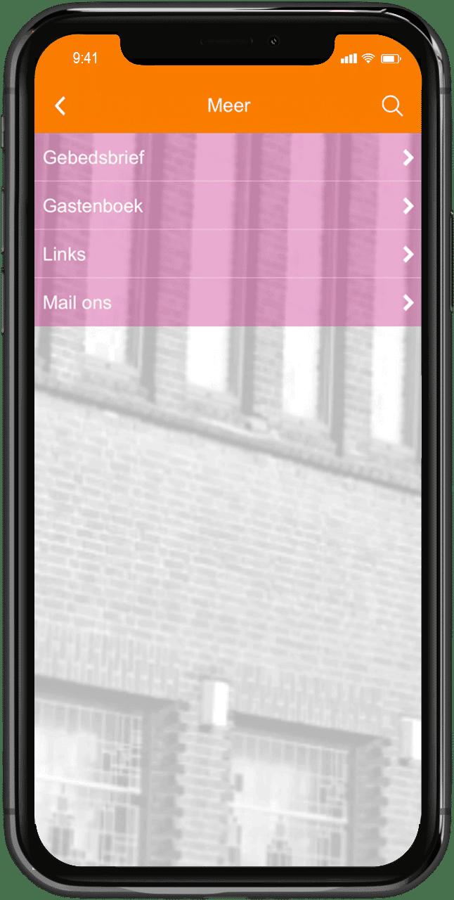 iphone-kerk app