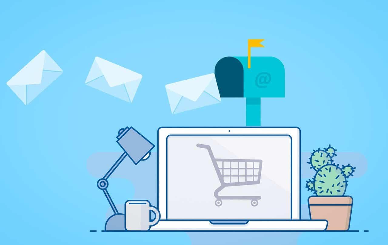 online verkopen via webshop app