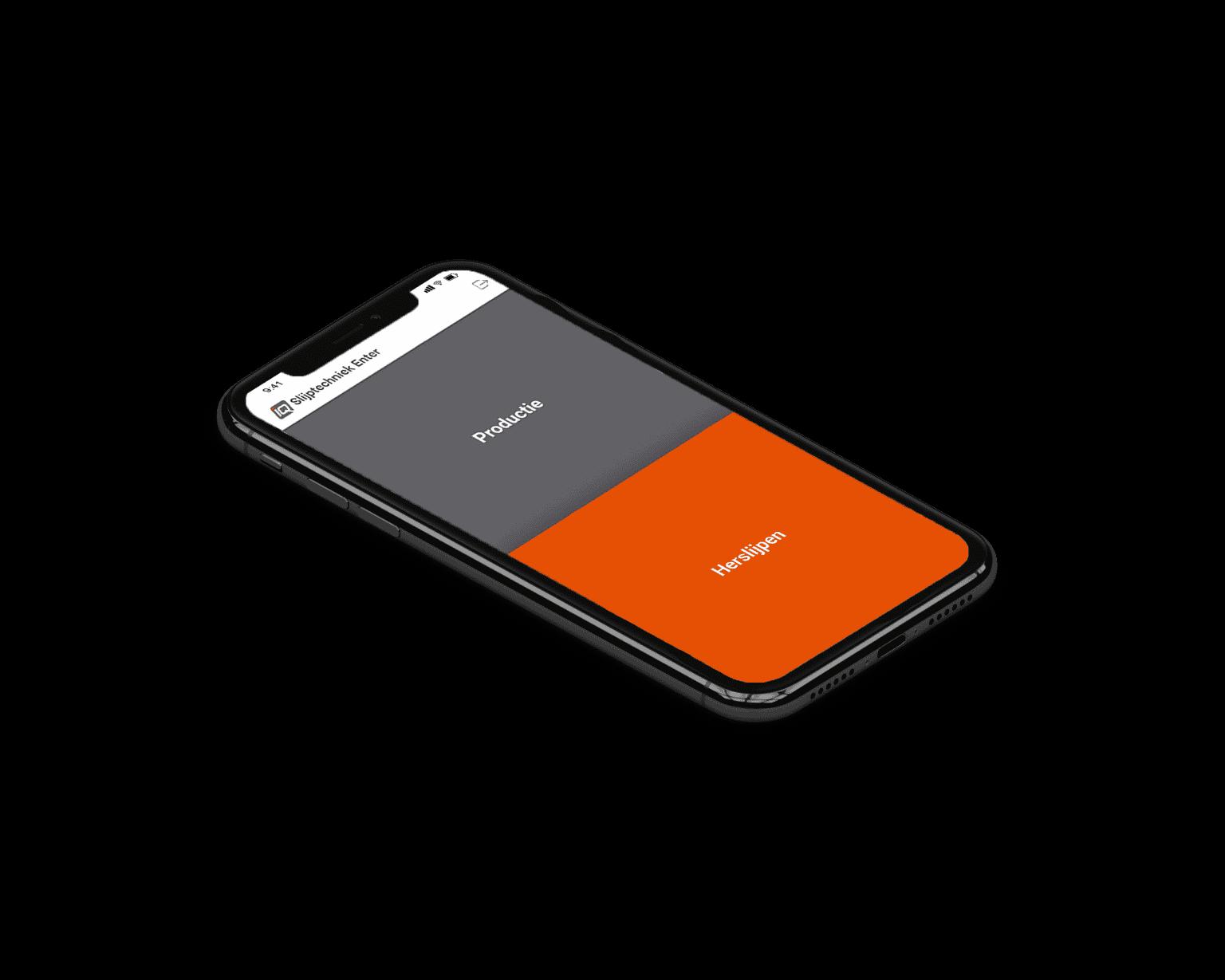 planning erp app mobiel