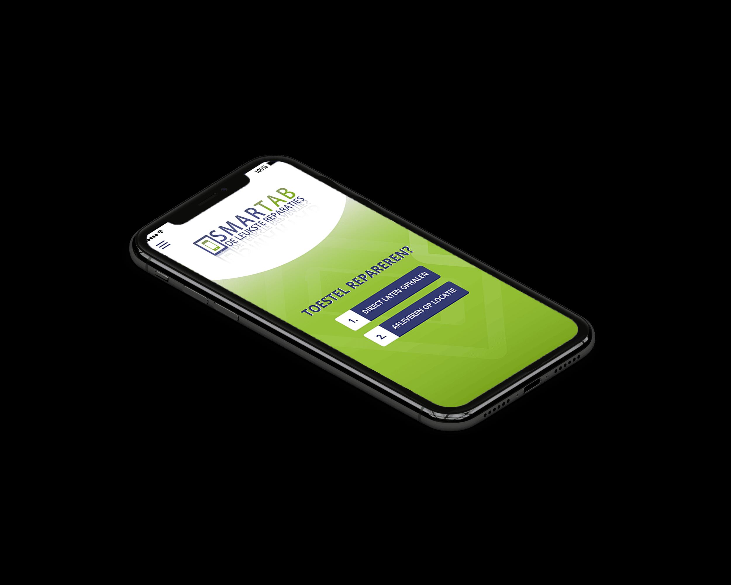 smartab reparatie app