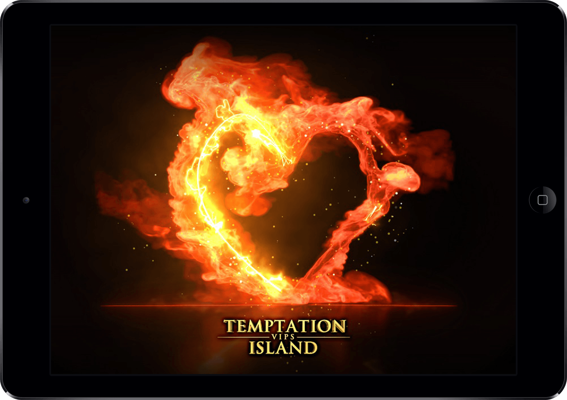 tempation island vip applicatie