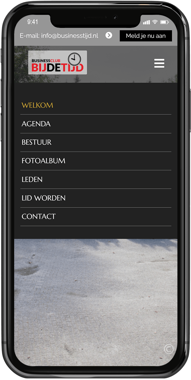 zaken doen met elkaar via de app