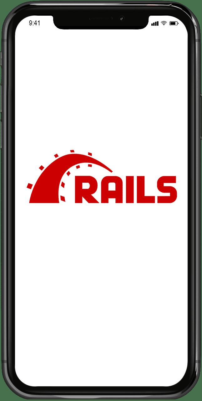 ruby on rails voor robotica software