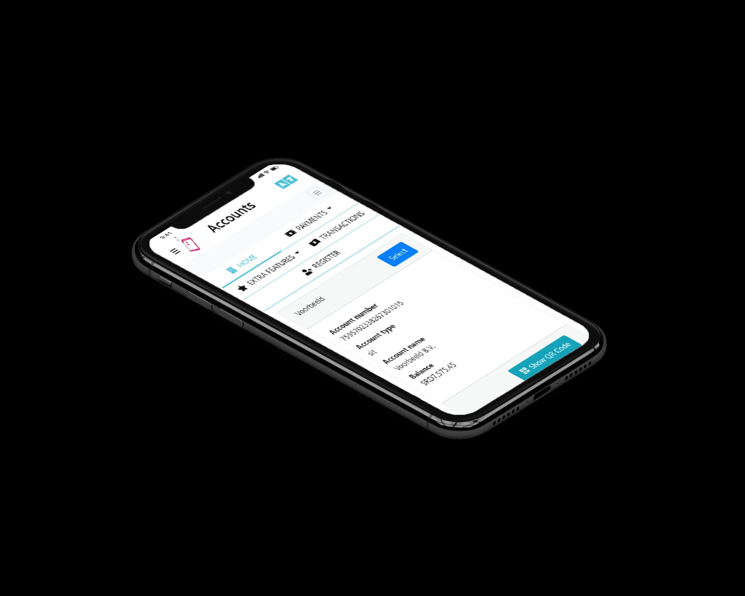 esmile app mobiel