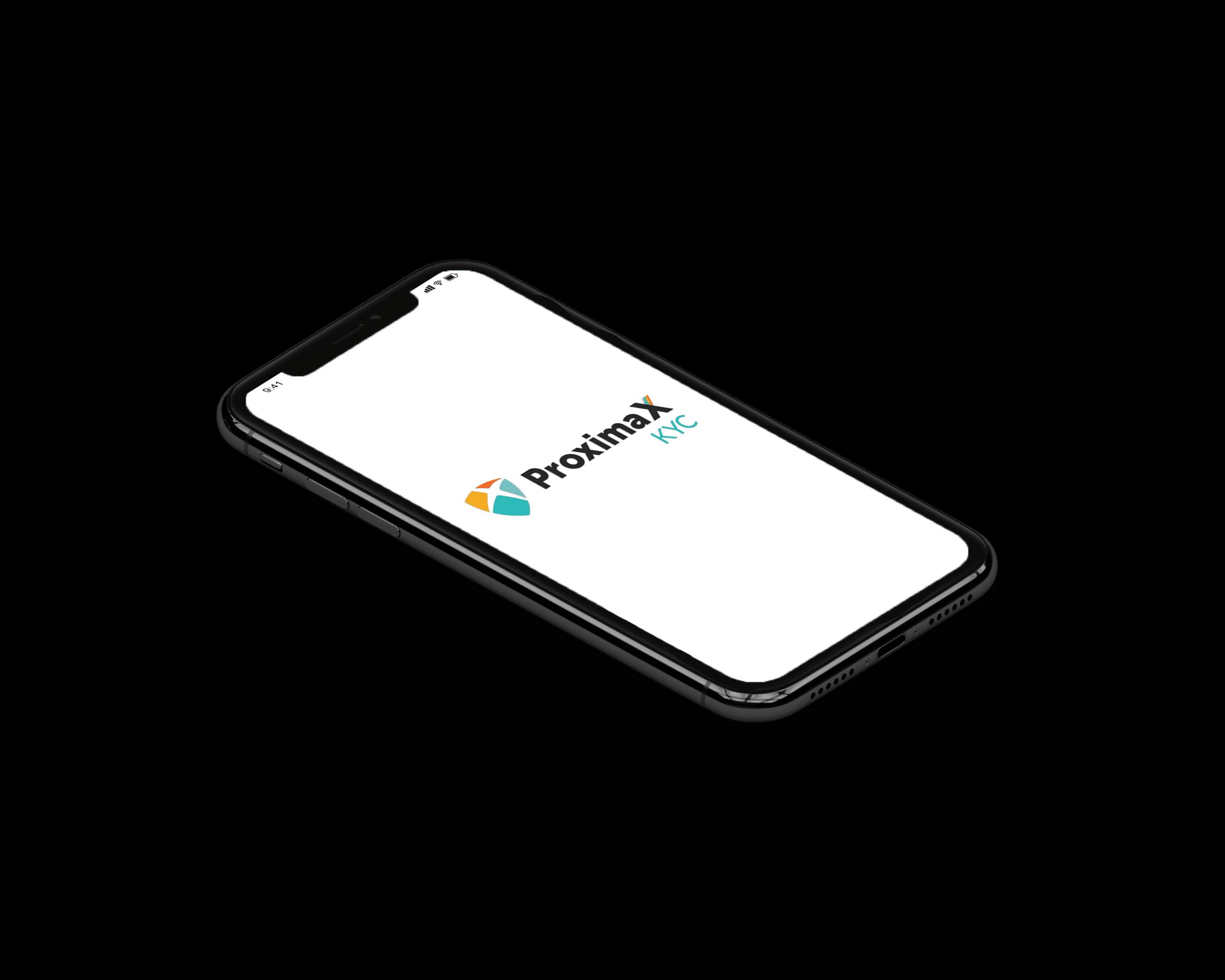kyc proximax app