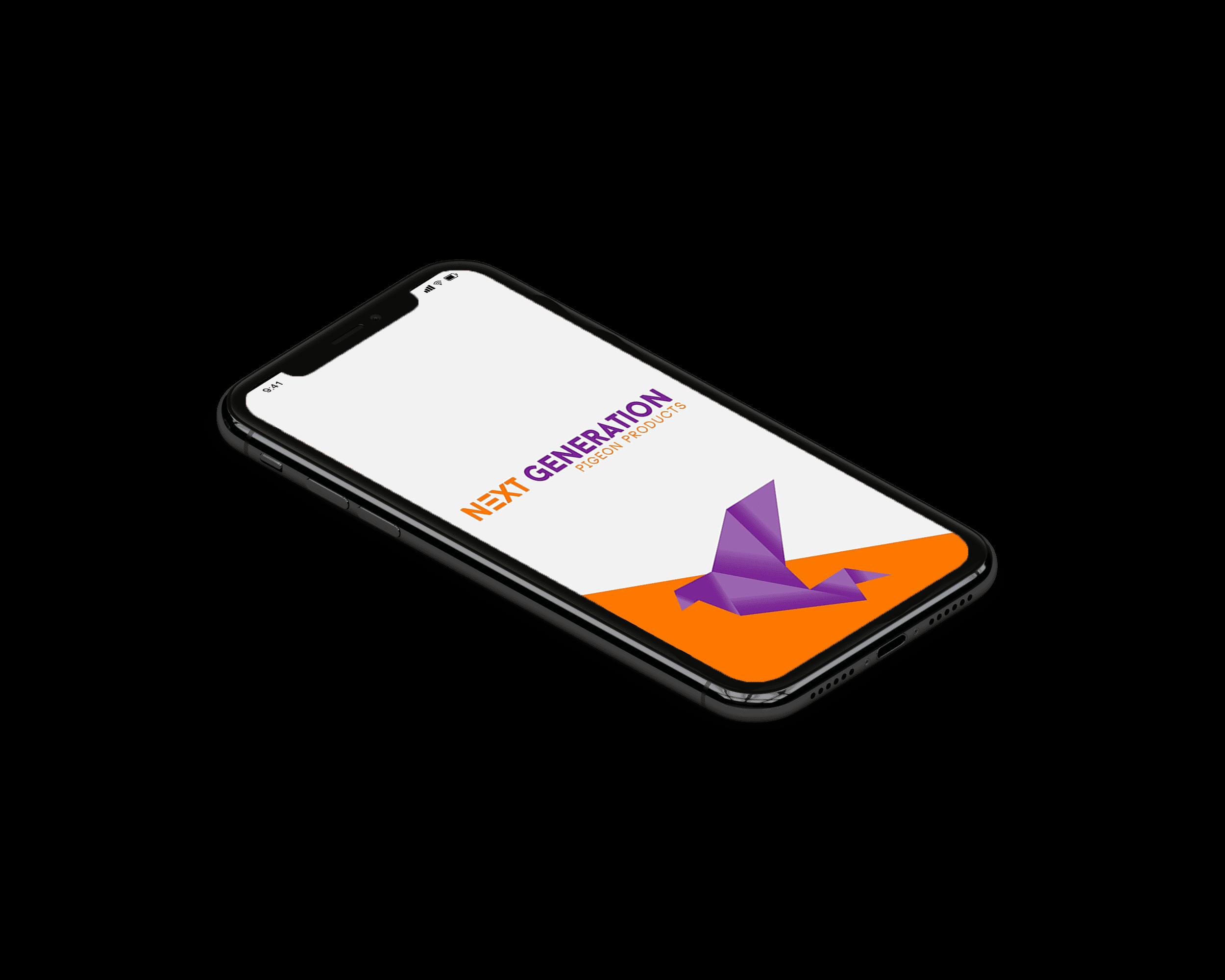 next gen pigeon app