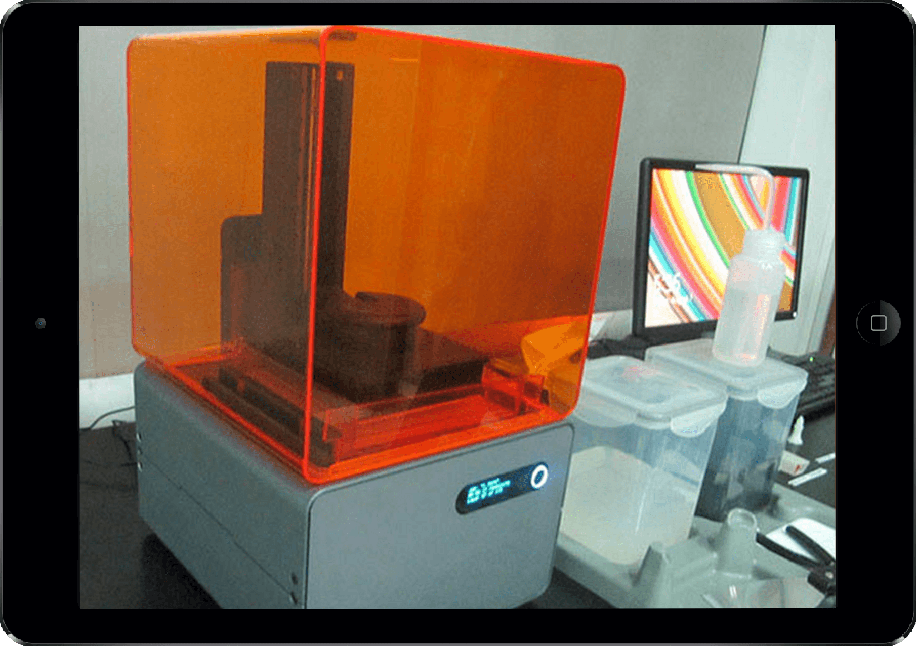 formlabs 3d printer software