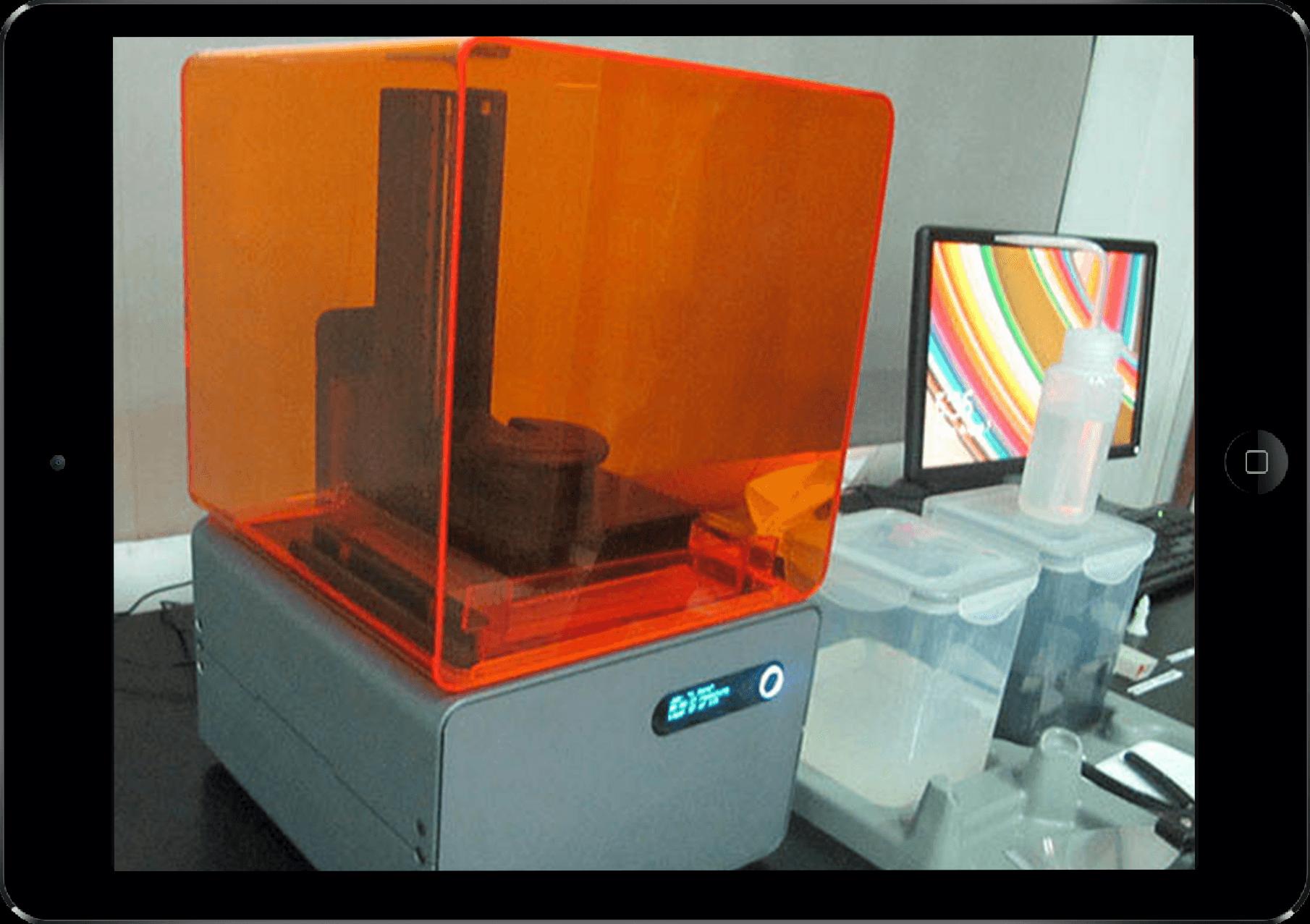 formlabs 3d printer software
