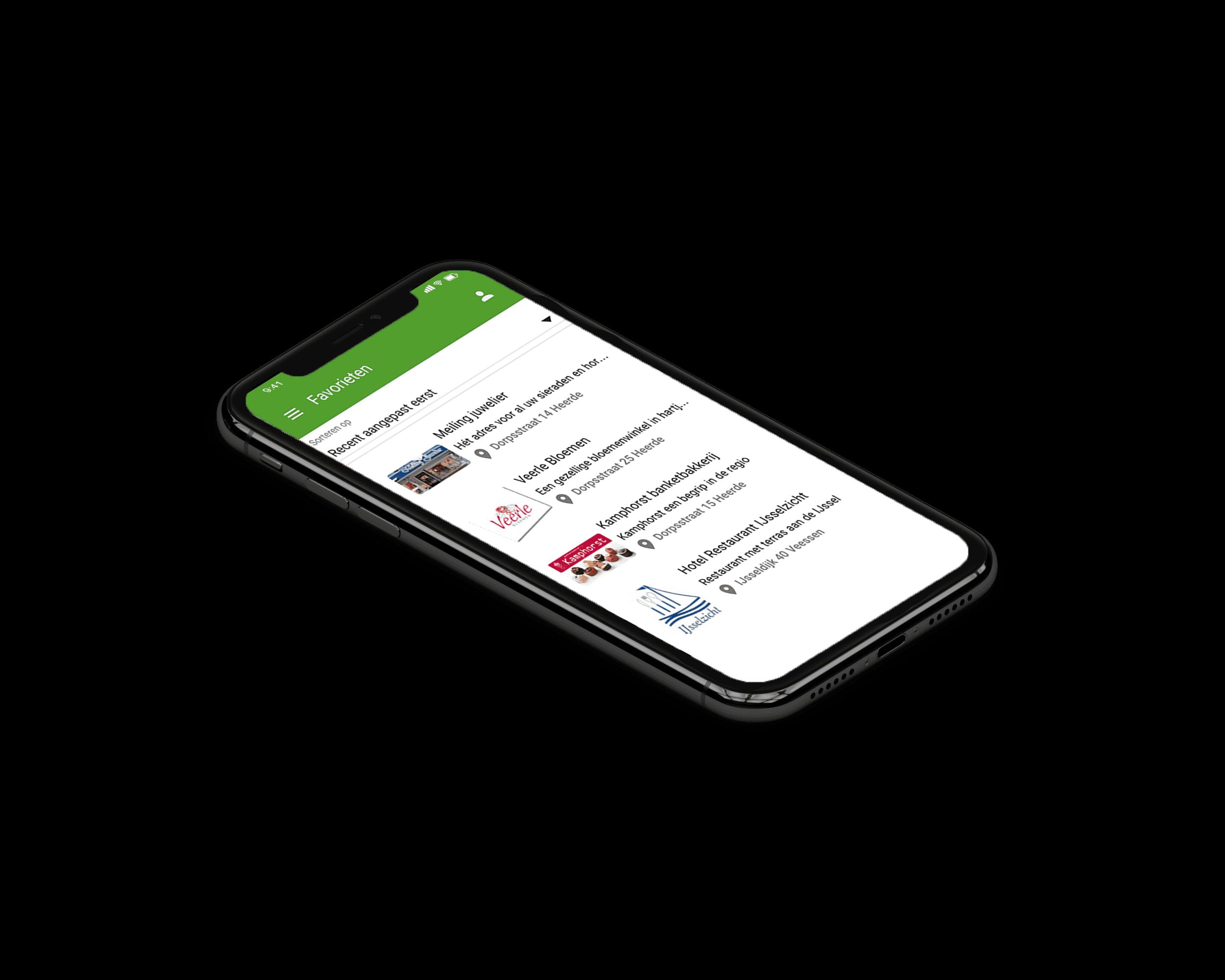 onze veluwe app