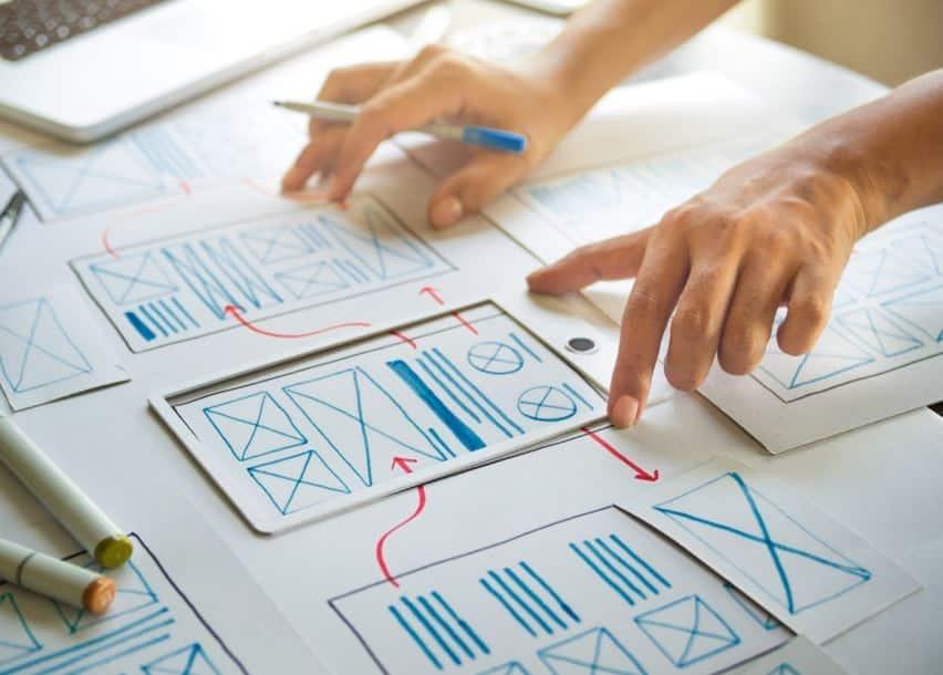 software ontwikkeling brainstorm