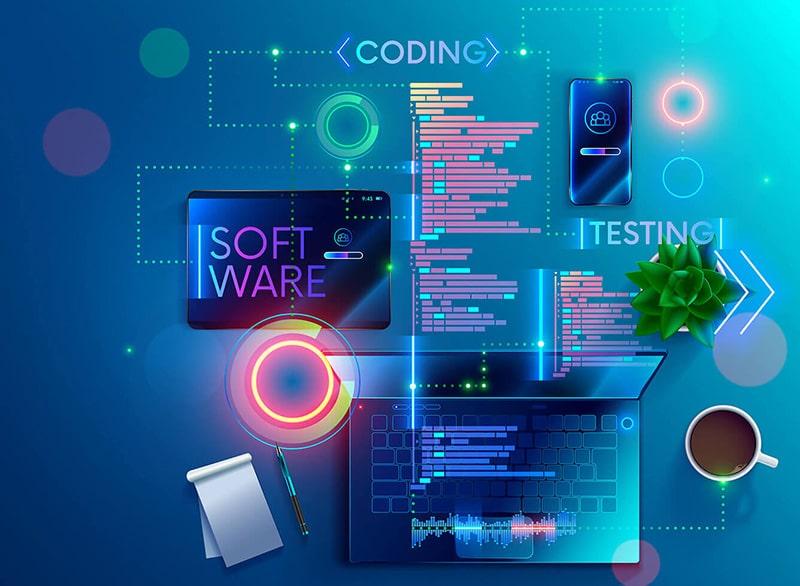 scrum app coding