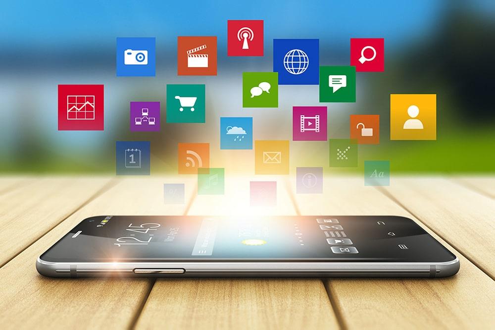 software smartphone app