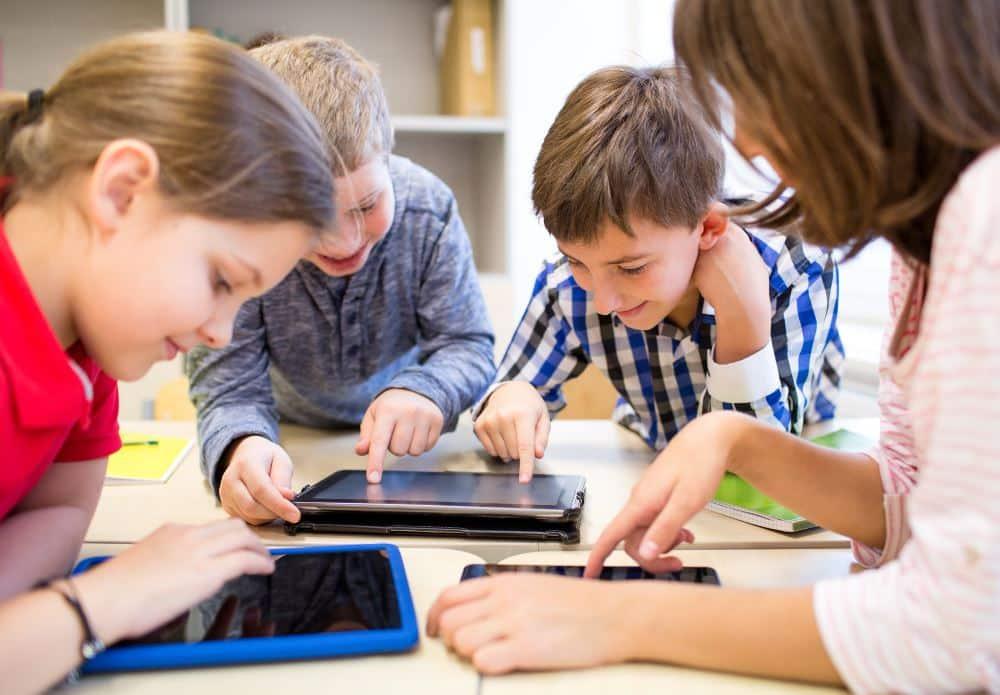 apps in het onderwijs