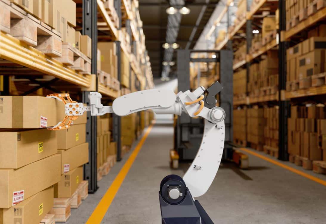 robotica bedrijf