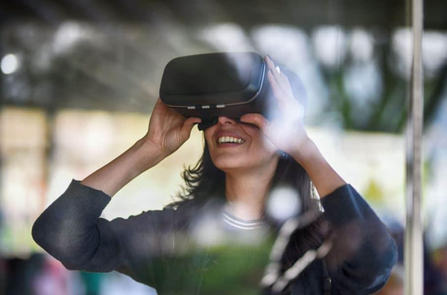 wat is virtual reality