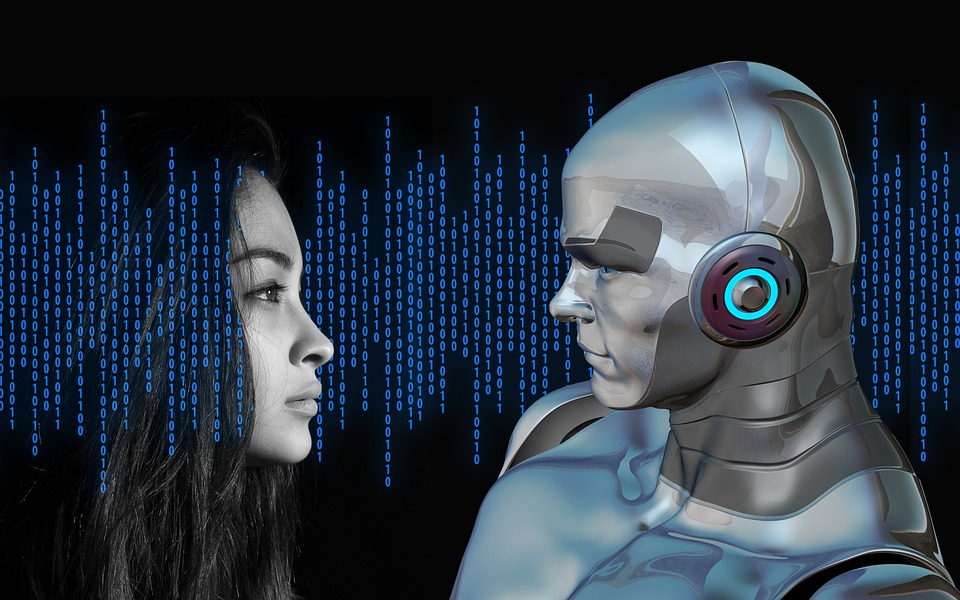 verschil machine learning en AI