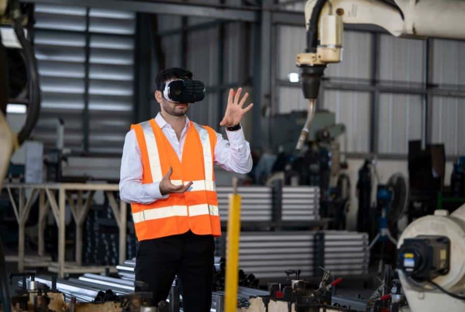 wat kun je met een VR bril